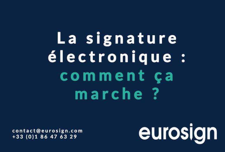 Envoyer un document pour signature électronique