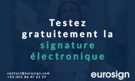 Envoyer des documents pour signature gratuitement