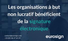 Les associations bénéficient de la signature électronique
