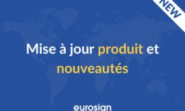 🆕 Il y a du nouveau chez Eurosign 🆕